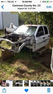 2003 Dodge Diesel 4x4 automatic SRW. PARTS ONLY