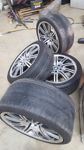 BMW  RIMS/TIRES