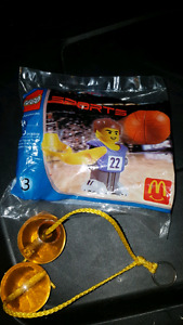 MCDONALD'S HAPPY MEAL TOYS LEGO & NINTENDO MISB