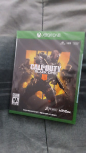 Call of Duty Black Ops 4 (Xbox One) (Brand New)