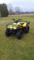 2006 Honda 350 Fourtrax 4x4