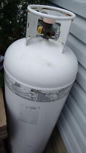 Résevoir de  propane 100 lbs