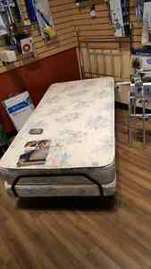 Electric Homecare bed with massage air mattress