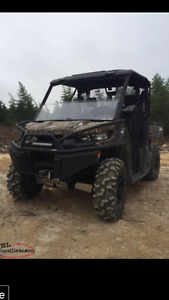 Can am Defender HD10