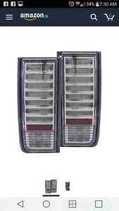 Hummer h2 smoke tail light