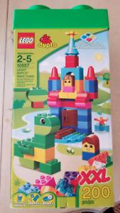LEGO Duplo 10557 Giant Tower 200 piece  creative box