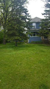 Lovely character home for rent in beautiful Woodhaven