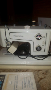 Kenmore Sewing Machine - Immaculate Shape