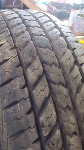 Douglas Extra-Trac 2 Tire 215-65-15 *ONLY ONE*