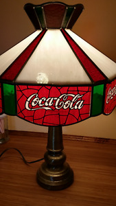 TABLE COKE LAMP/HANGING COKE LAMP
