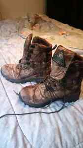 Rocky 800 gram thinsulate hunting boots