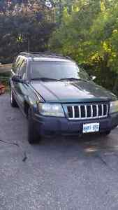 Jeep Grand Cherokee 2004   SOLD!!!!