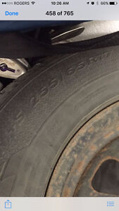Winter Tires and Rims Oakville / Halton Region Toronto (GTA) image 5