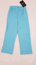 3 pair for 5£ Children Cotton Pyjama Trousers age 3-4 New with Tags