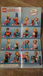 Lego The Simpsons Series 2 Minifigures