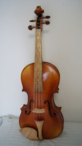 15 INCH BAROQUE STYLE VIOLA WITH OIL VARNISH