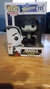 Dracula pop movies vinyl figure brand new