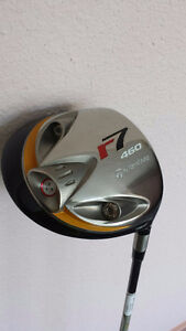 TAYLORMADE r7 460 9.5° RH DRIVER. . .EXCELLENT CONDITION