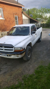 2000 dodge dakota 5speed 4x4