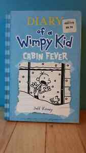 Diary of a Wimpy Kid -volume 6: Cabin Fever St. John's Newfoundland image 1