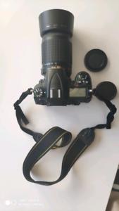 Nikon D 7000 DSLR Camera, like new