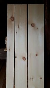 knotty pine boards