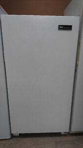 """28""""GIBSON WHITE STAND UP FREEZER"""