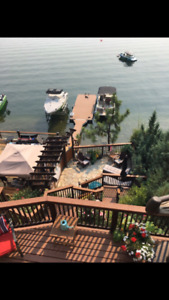 3 Bedroom Lakeside Cottage -September 2019 to May 2020