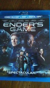 Movie The Enders Game - Blu-ray
