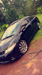 2009 Honda Civic Civic si Coupe (2 door)