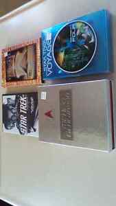 Star Trek DVD's $30.00 Lot