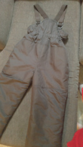 Brown Snow Pants