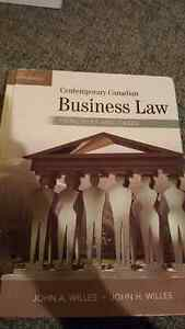 Contemporary Canadian Business Law 10th. Edition Kingston Kingston Area image 1