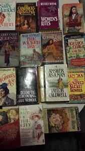 Vintage Romance Paperbacks and Hardcovers Prices $3-15