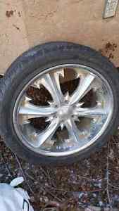 """Rim Mag 22"""" for Ford 150 6 nut"""