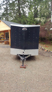 2018 American Hauler 6 x 12 Enclosed Cargo Trailer $5500.00 OBO