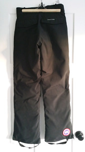 Girls/Youth/Womens Canada Goose Snowpants - Black