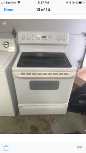 GE stove for sale.