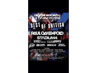 Emporium - BEST OF BRITSH TRANCE (Digital Society & Trancecoda Event)