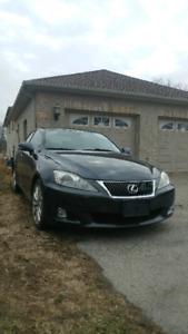 2010 Lexus IS250 RWD