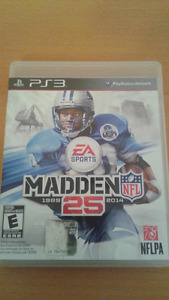 Madden NFL 25 (1989-2014) PS3