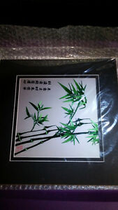 Chinese Silk Art, 5 for $100