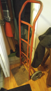 I HAVE A MOVING DOLLY HAVE HAD FOR YEARS $50 FIRM