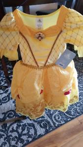 Brand new disney belle dress!