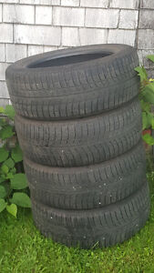 215/45/17 Michelin X-Ice