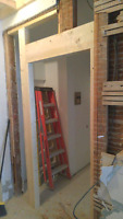 Konzelman Painting- Small drywall repair and painting
