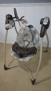 Baby Stroller, High Chair, Swing, Exersaucer and Bouncer Windsor Region Ontario image 4