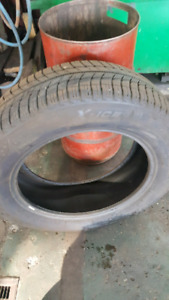 225 60 r18 comme neuf Michelin x-ice