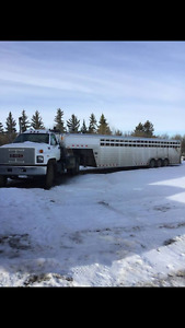 Single Axle Truck and Trailers
