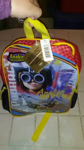 ANAKIN SKYWALKER CHILD'S BACK PACK Kingston Kingston Area image 1